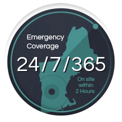 Emergency Coverage 24/7/365