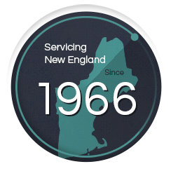 Servicing New England Since 1966