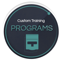 Custom Training Programs and Facilities