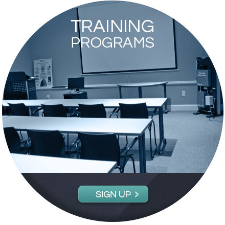 Training Programs - Sign Up