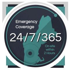 Emergency Coverage 24/7/365